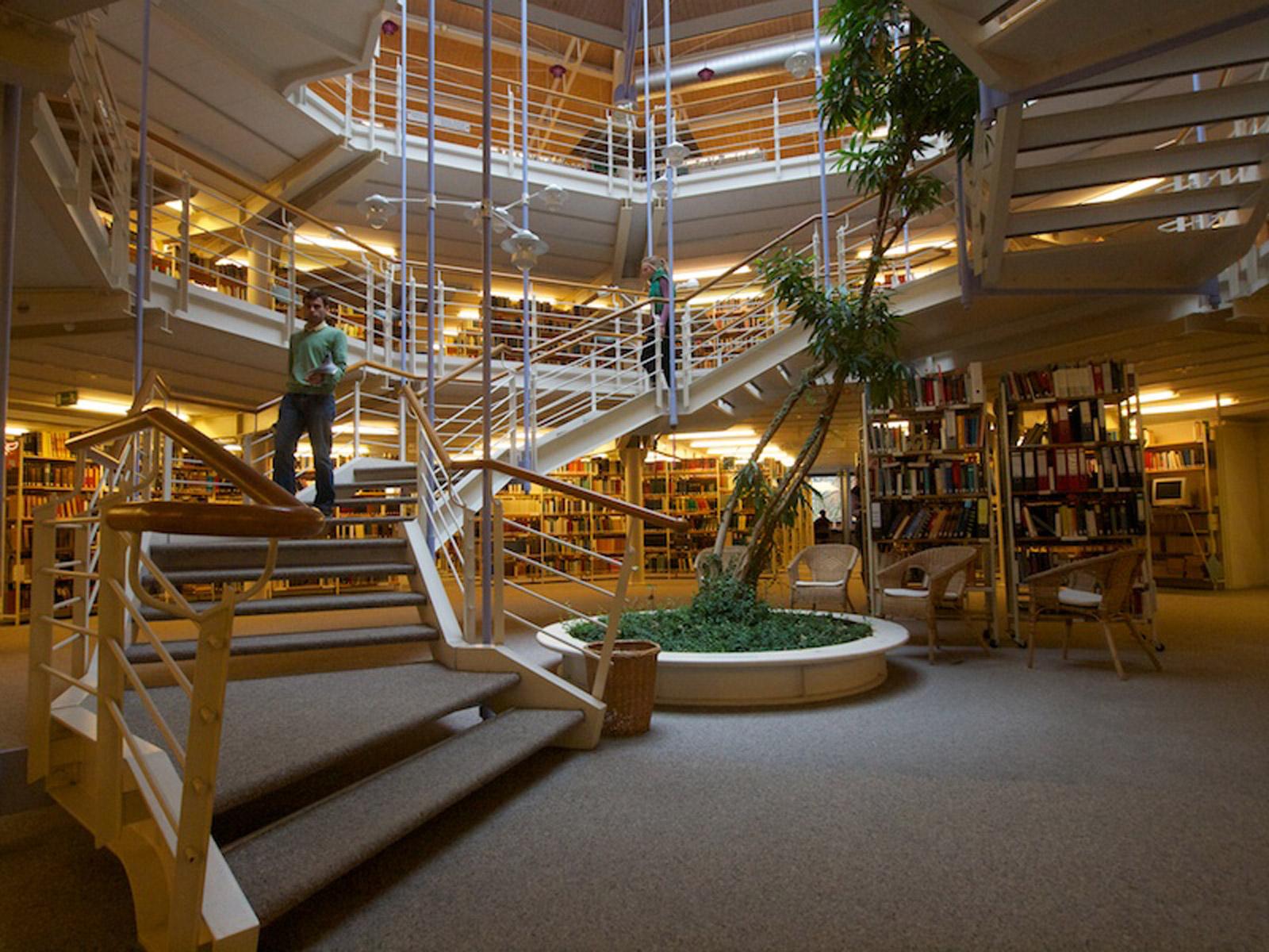 Universität Tübingen Bibliothek